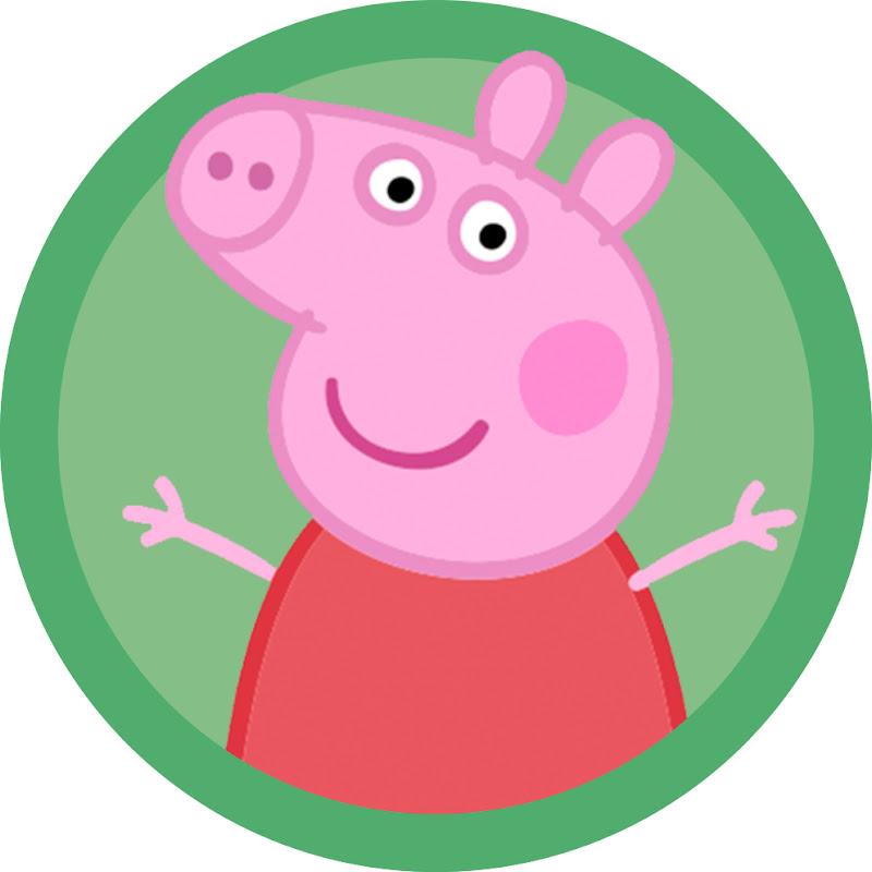 OficialPeppa YouTube channel image