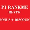 p1 rankme review and p1 rankme bonus- p1 rankme Price
