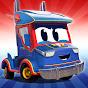Carl de Super Vrachtwagen - Autostad