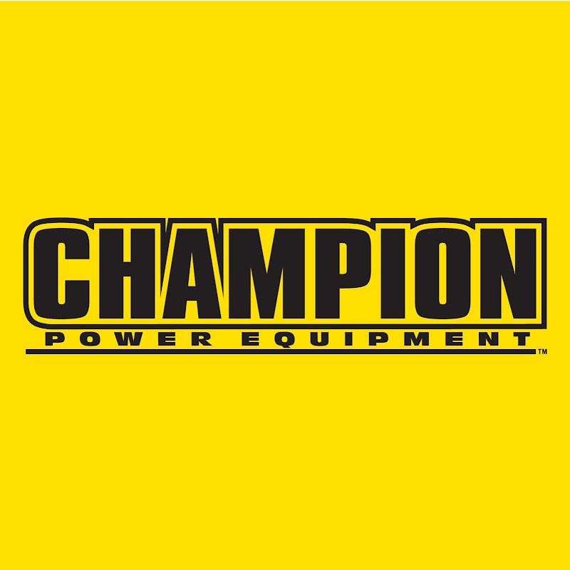 ChampionPowerEquip YouTube channel image