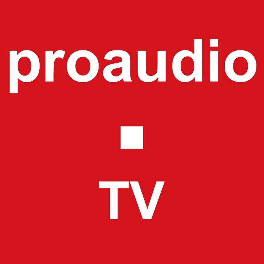 Proaudio Tv De Youtube