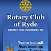 Ryde Rotary