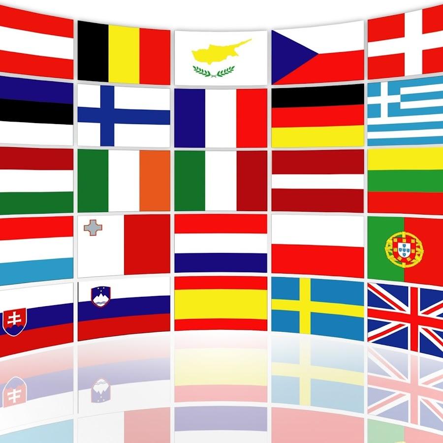 Спасибо деду, открытки с флагами стран мира