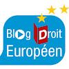 blog droit europeen