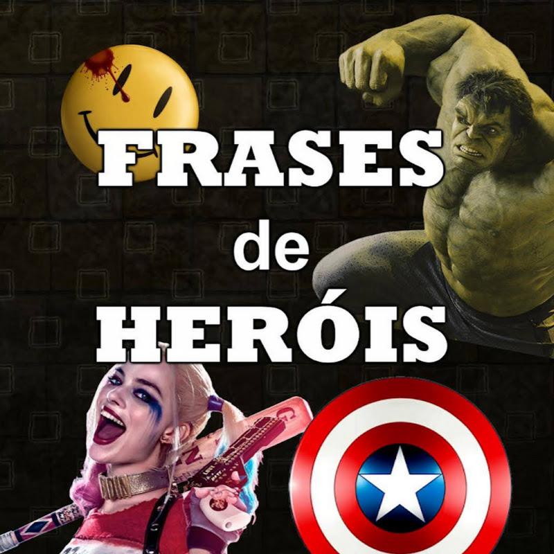 Profile Frases De Heróis Oficial Wizdeo Analytics