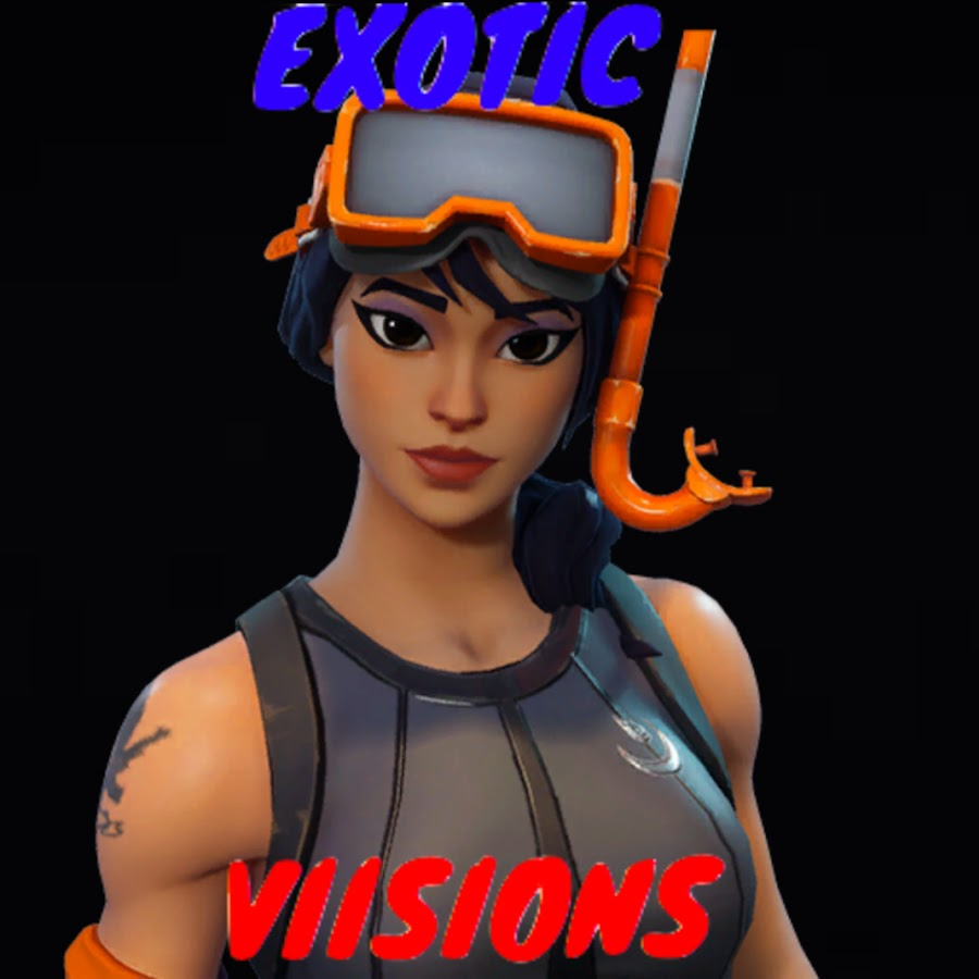 Exotic Viisions - YouTube