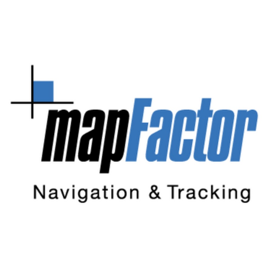 MapFactor - Navigation & Tracking - YouTube