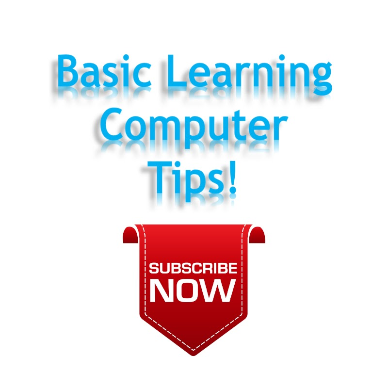 Basic Learning Computer Tips! (basic-learning-computer-tips)