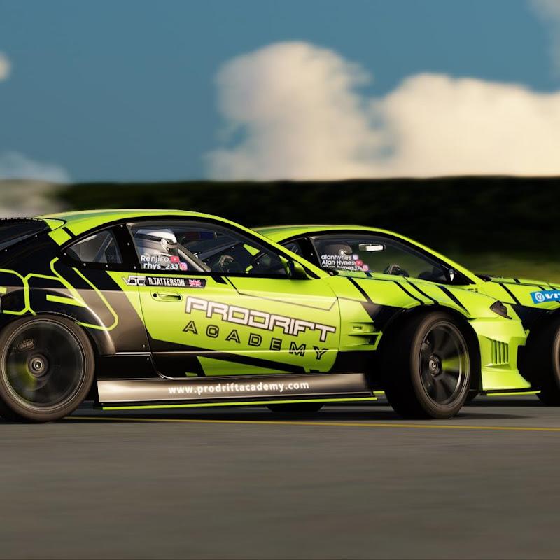 Assetto Corsa: Mazda RX-7 Tuned Drift Setup | w/Logitech