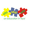 who what why - an education in toys!
