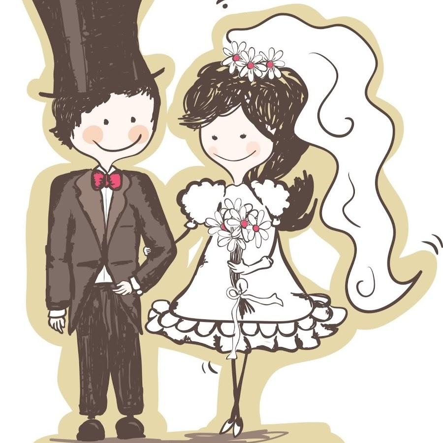 картинки жених и невеста скрапбукинг дороге