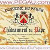 PEGAU Domaine-Chateau