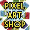 Pixel Art Shop