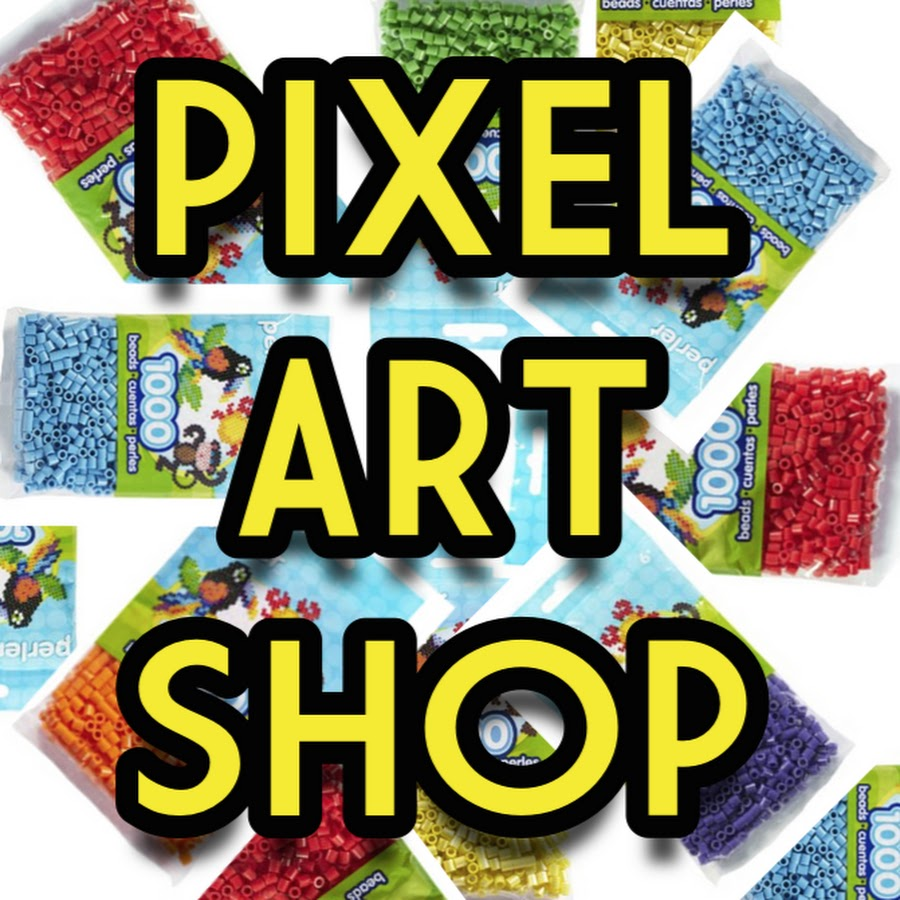 Pixel Art Shop Youtube