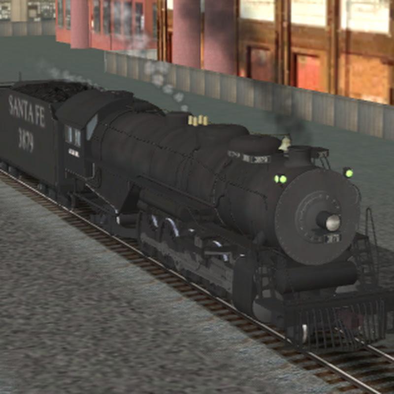 Traincraft Server