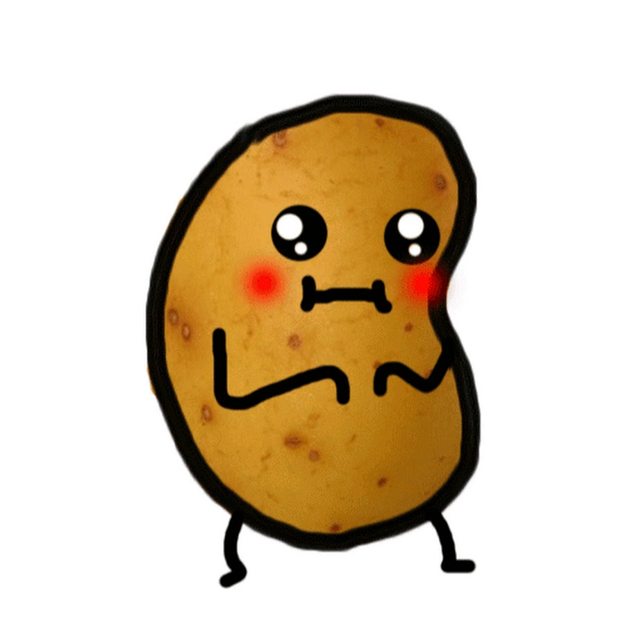 Картинки анимация картошка, нам месяцев