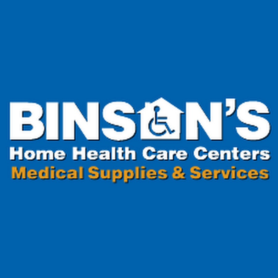 new product 79a65 28ccb Binson s Medical Equipment   Supplies - YouTube