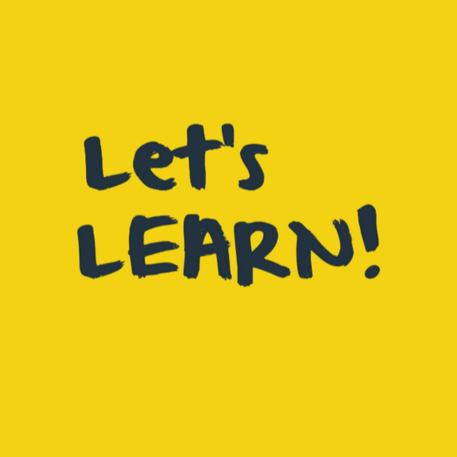 Image result for let's learn