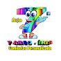 7 arco iris camisetas t. Arco Iris zl sp Oficial