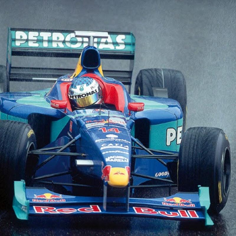 rFactor F1 1998 Crash Compilation   FunnyDog TV
