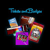 Tickets and Badges
