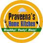 Praveena's home kitchen