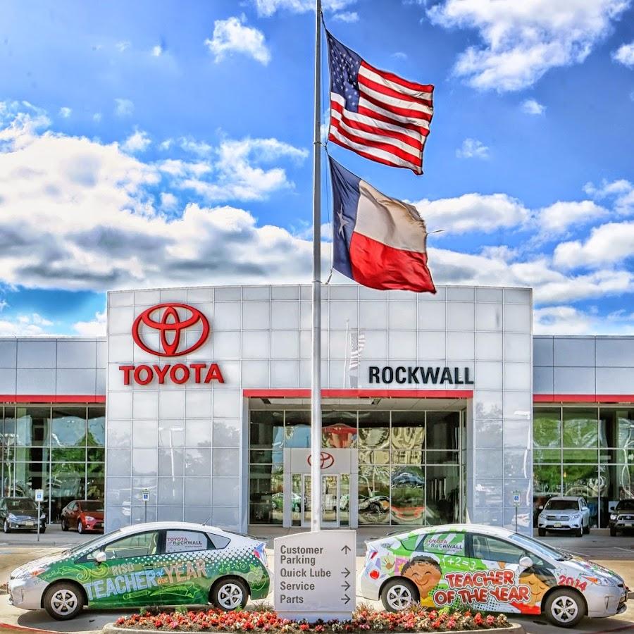 Toyota Of Rockwall >> Toyota Of Rockwall Youtube