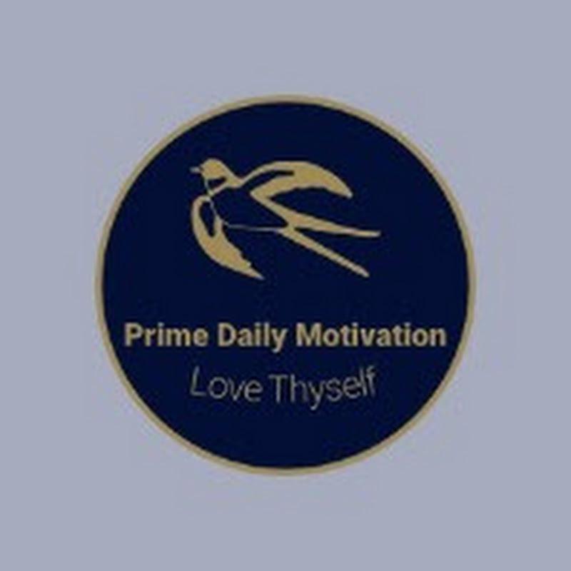 PRIME DAILY MOTIVATION (prime-daily-motivation)