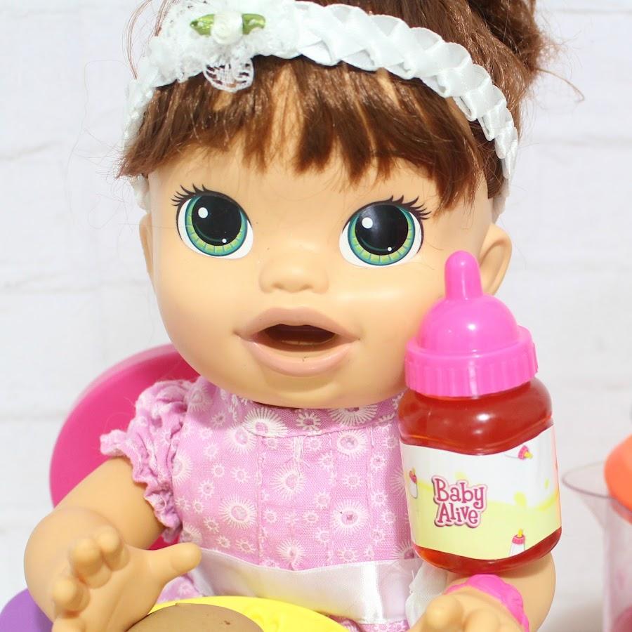 2635d6f995 Baby Alive Brasil - YouTube