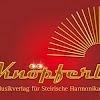 Knoepferl Musikverlag für Steirische Harmonika
