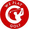 We play golf