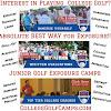 College Golf CampsTM