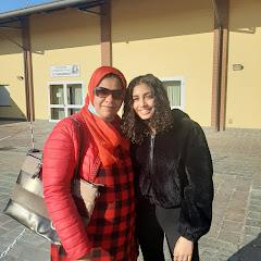 Hanaa Mohamed في إيطاليا
