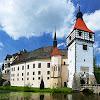 Zámek Blatná - Castle Blatna