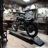 COMPANY BROWN MOTORCYCLE