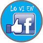 Lo Vi En Facebook!