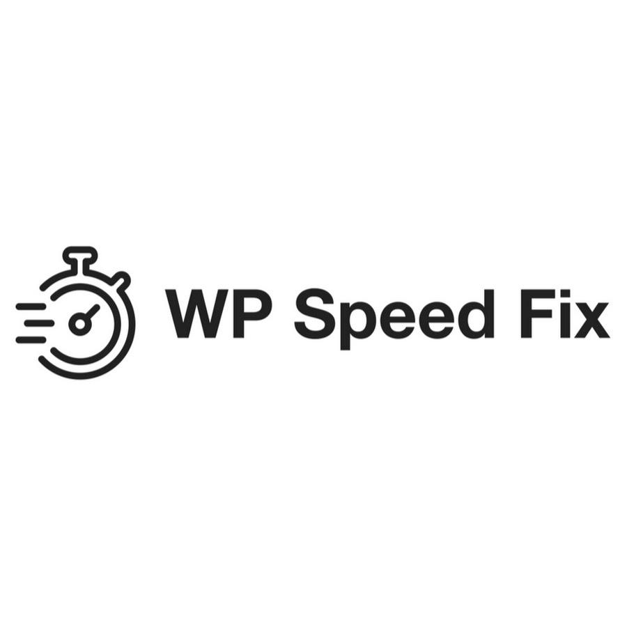 WP Speed Fix - YouTube