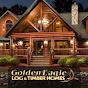 Golden Eagle Log and