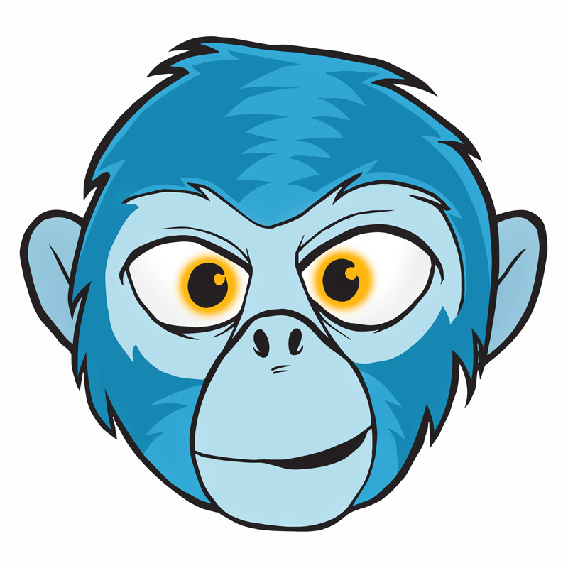Blue Monkey Photo