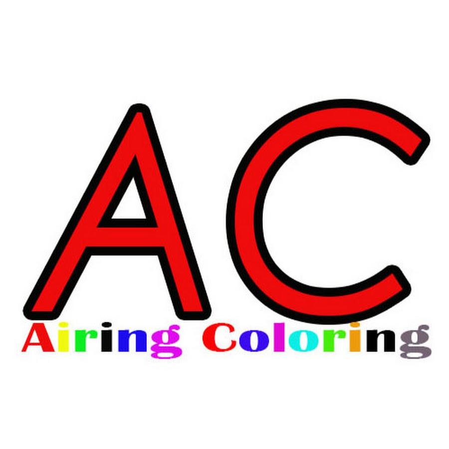 Airing Coloring Youtube