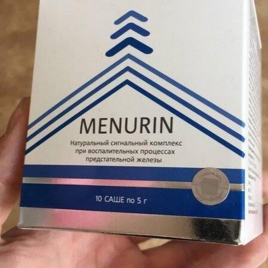 Menurin от простатита в Хабаровске