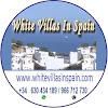 White Villas In Spain -