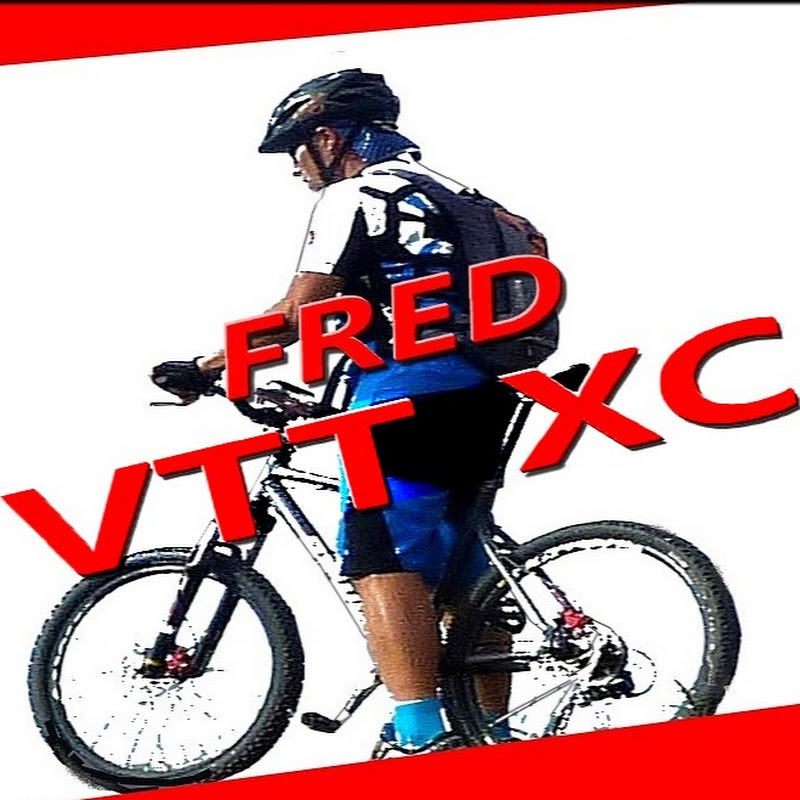youtubeur Fred VTT XC