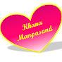 Khana Manpasand