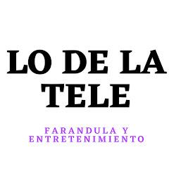 LO DE LA TELE