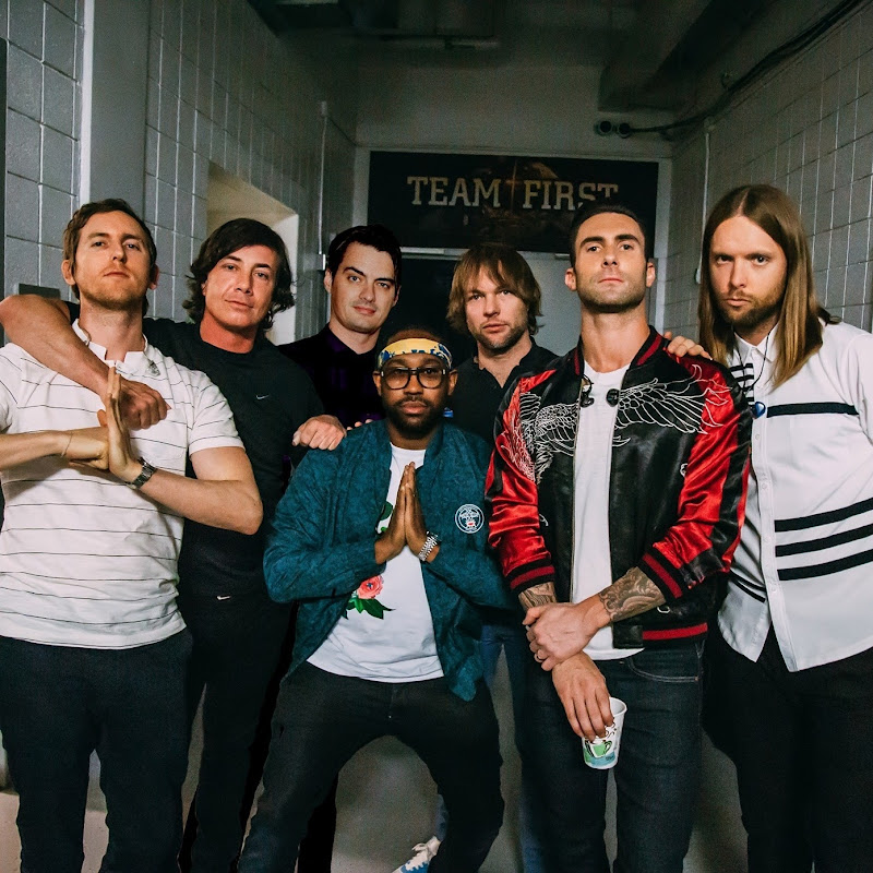 Maroon5 YouTube channel image