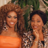 Jenifer Lewis and Shangela