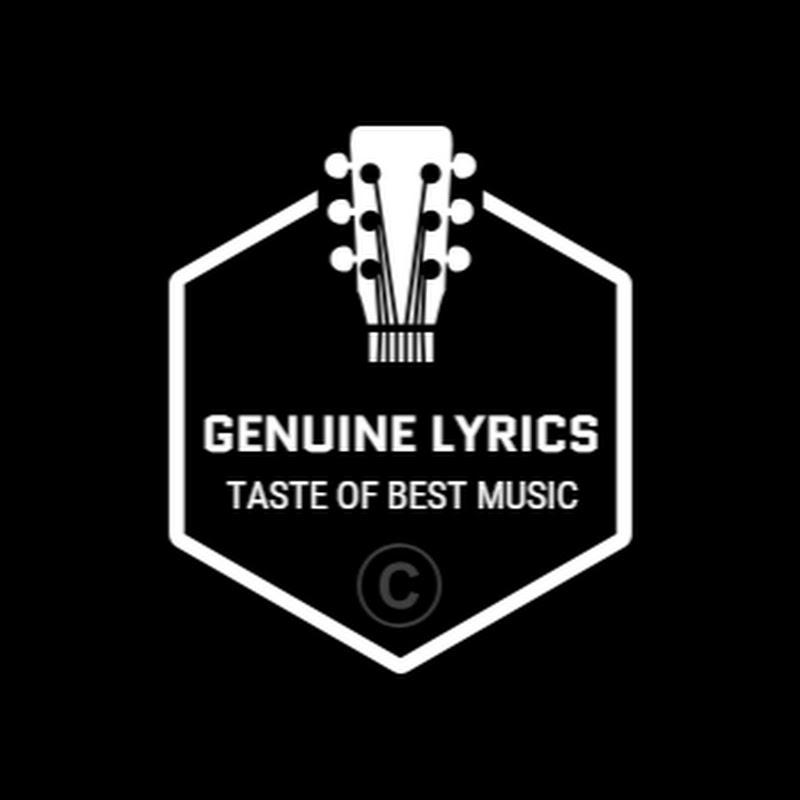 genuine lyrics (devbeard)