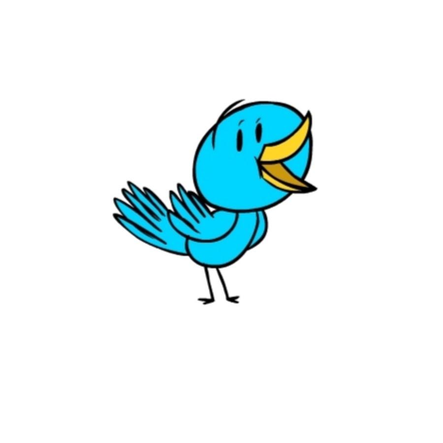 Картинки с анимацией птички
