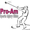 Pro-Am Sports Injury Clinic